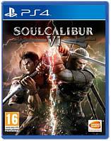 Гра для PS4 Soulcalibur 6