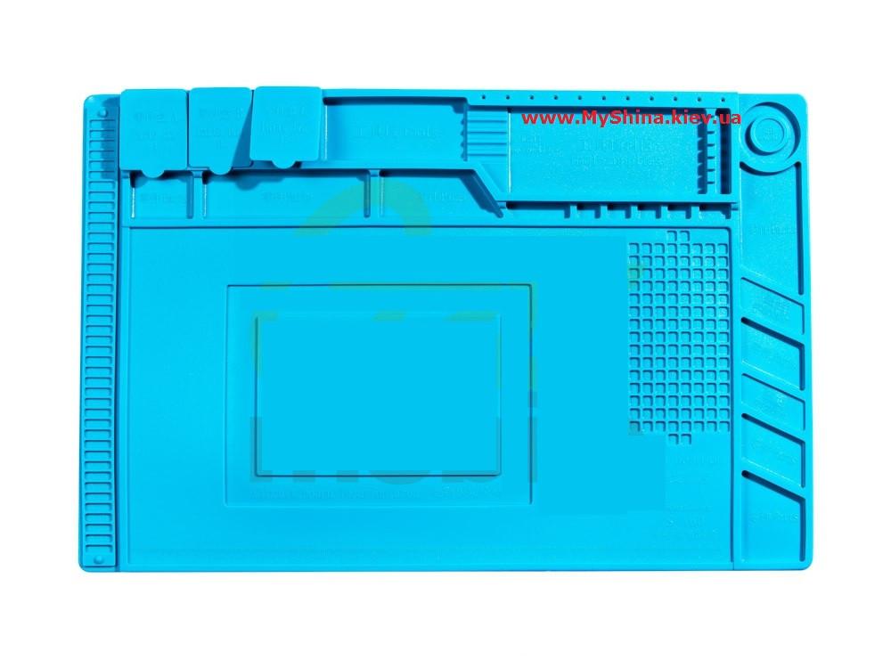 Коврик несгораемый, намагниченный, антистатический, большой, S160, 30см x 45см
