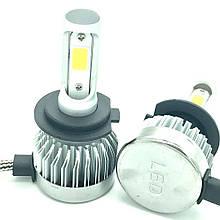 Светодиодная LED лампа головного света H7 Epistar C3 3200Lm 25Watt