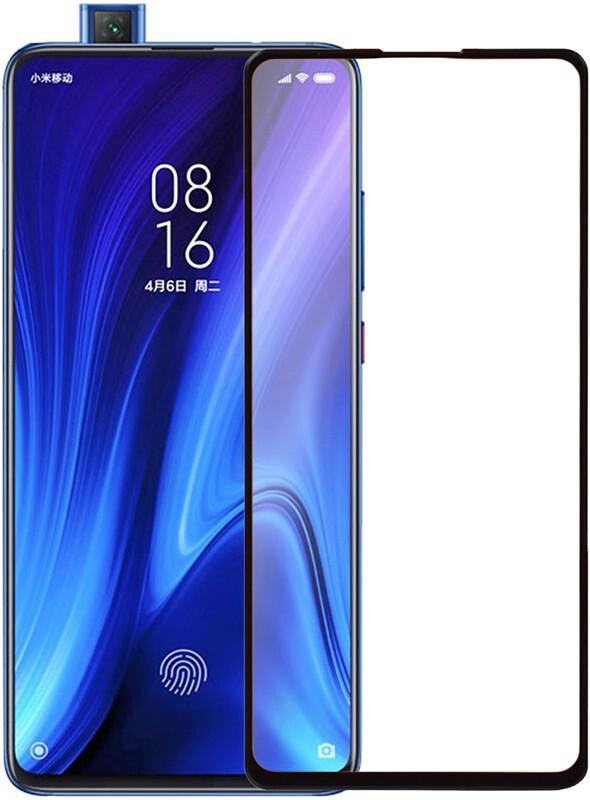 Захисне скло TOTO Composite Membrane Pmma Glass Xiaomi Mi 9T/Mi 9T Pro/Redmi K20/K20 Pro Black