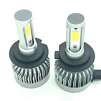 Светодиодная LED лампа головного света H3 Epistar C3 3200Lm 25Watt, фото 1