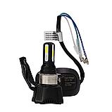 LED Мотолампа RTD (Мотоциклетная LED лампа головного света) 4600LM 42W, фото 2