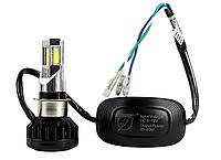 LED Мотолампа RTD01 (Мотоциклетная LED лампа головного света) 3500LM Ближний: 2000LM Корея!, фото 1