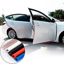 Лента для защиты кромки автомобильной двери от сколов