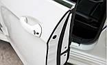 Лента для защиты кромки автомобильной двери от сколов, фото 3