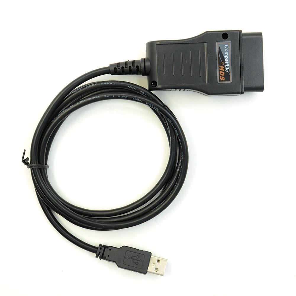 Сканер OBD2 HDS диагностический адаптер Honda Дилерского уровня