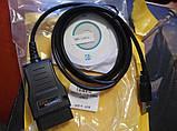 Сканер OBD2 HDS диагностический адаптер Honda Дилерского уровня, фото 2