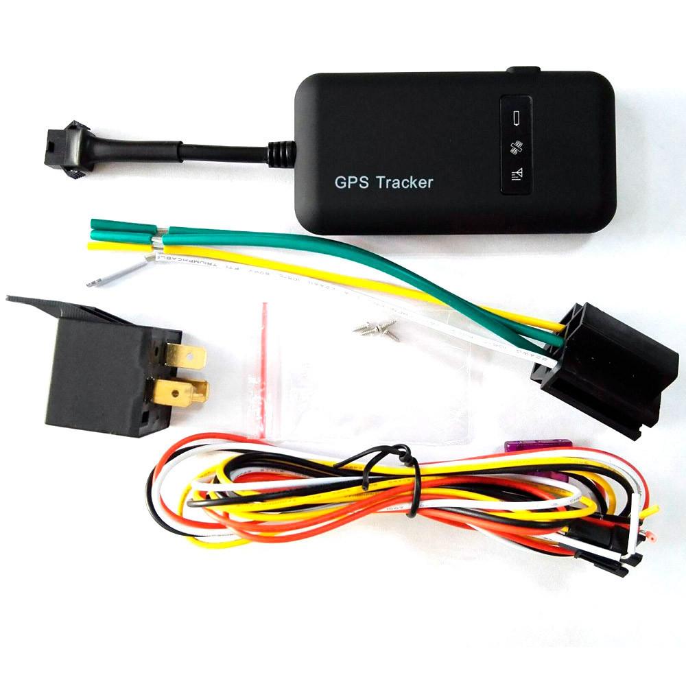 Компактный GPS трекер MyShina GT02 (TK110)