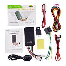 Компактный GPS трекер MyShina-TE GT06