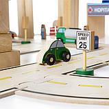 Набор грузовиков Guidecraft Block Play к Дорожной системе, 12 шт. (G6718), фото 5