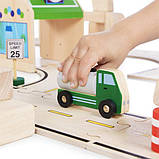 Набор грузовиков Guidecraft Block Play к Дорожной системе, 12 шт. (G6718), фото 6