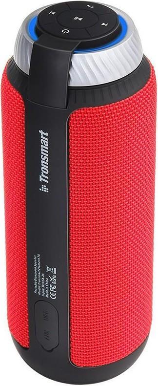 Акустика Tronsmart Element T6 Portable Bluetooth Speaker Red
