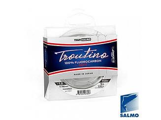 Монофільная волосінь Team Salmo FLUOROCARBON Troutino Soft (TS5017-018)