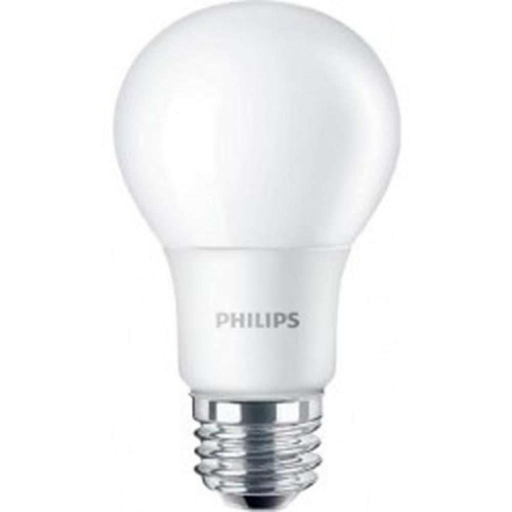 Лампочка Philips LEDBulb E27 6-50W 230V 3000K A60/PF