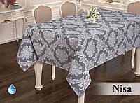 Скатерть тефлоновая  прямоугольная  Maison Royale Deluxe 160х220  Cri, Турция