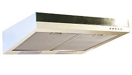 Витяжка (ProfitM) Плоска №3 фільтр (420) 50/нерж/ білий ант