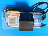 Камера заднего вида (Sony CCD) для Skoda Yeti CCD, фото 3