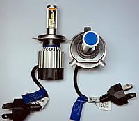 LED лампы в головной свет светодиодные H4 KT CSP 8000Lm 70Watt, фото 1
