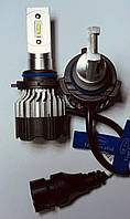 Светодиодные LED лампы головного света KT CSP 8000Lm 70Watt (цоколь 9006 (HB4) ), фото 1