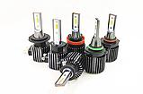 Светодиодные LED лампы головного света  EF CSP 8000Lm 50Watt (Цоколь H11), фото 2