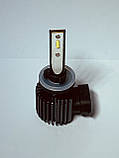 Светодиодные LED лампы головного света EF CSP 8000Lm 50Watt (Цоколь  H27 (880/881)), фото 3