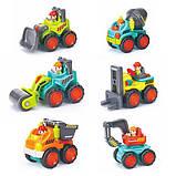 Набор Hola Toys Строительные машинки 6 шт. (3116C), фото 2