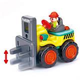 Набор Hola Toys Строительные машинки 6 шт. (3116C), фото 6