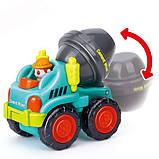 Набор Hola Toys Строительные машинки 6 шт. (3116C), фото 8