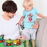 Набор Hola Toys Строительные машинки 6 шт. (3116C), фото 9