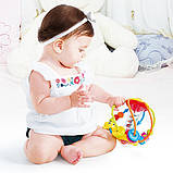 Игрушка Hola Toys Развивающий шар (929), фото 4