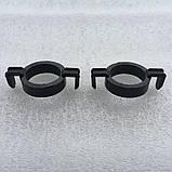 Переходник для LED ламп. Адаптер для LED ламп цоколь H7 для Ford Mondeo Peugeot 508/2008/3008 Citroen Elysee/C, фото 5