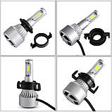 Переходник для LED ламп. Адаптер для LED ламп цоколь H7 для Ford Mondeo Peugeot 508/2008/3008 Citroen Elysee/C, фото 8
