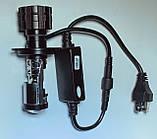 Светодиодные LED линзы формата XS H4 Mini 72W /5700K  White/Yelow 5200/7200Lm (линзы H4 LED), фото 2