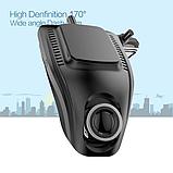 Видеорегистратор SONY Wifi Full HD 1080P Dual Lens SONY IMX322 Novatek 96655, фото 3