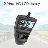 Видеорегистратор SONY Wifi Full HD 1080P Dual Lens SONY IMX322 Novatek 96655, фото 4