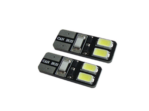 Автомобильные светодиодные лампы AutoApp. Светодиодная лампа повышенной мощности 440 Canbus T10 4 leds 573