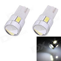 Автомобильные светодиодные лампы AutoApp. Светодиодная лампа повышенной мощности 444 6 leds 5630SMD