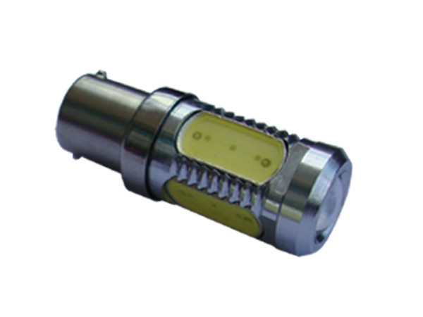 Автомобильные светодиодные лампы AutoApp. Светодиодная лампа 454 S25 High power 11W with lens