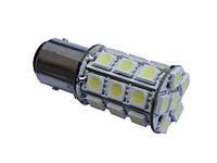 Автомобильные светодиодные лампы AutoApp. Светодиодная лампа повышенной мощности 456 S25 27leds 5050SMD
