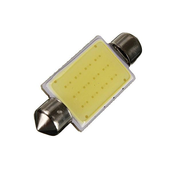 Автомобильные светодиодные лампы AutoApp Светодиодная лампа повышенной мощности 468 Festoon-COB-12SMD 41mm