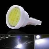 Автомобильные светодиодные лампы AutoApp. Светодиодная автолампа повышенной мощности 466 T10-COB-6SMD, фото 3