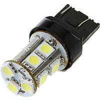 Автомобильные светодиодные лампы AutoApp. Светодиодная лампа повышенной мощности 483 Canbus 13SMD W21/5W T20, фото 1