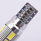 Автомобильные светодиодные лампы AutoApp. Светодиодная лампа повышенной мощности 487 T10  10SMD/300LM 1,5W 6000K, фото 8
