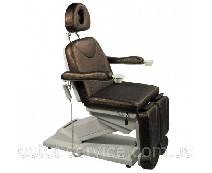 Кресло педикюрное с регулировкой высоты ZD-848-3A