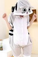 Пижама кигуруми Взрослые Taddy cat