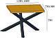 Стіл обідній Айрон (стол обеденный) в стилі Лофт Loft, фото 2