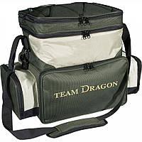 Сумка Dragon Team Dragon с 4 коробками и изотермическим отделением (CHR-96-09-001)