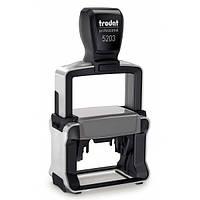 Оснастка для штампа металлическая прямоугольная Trodat Professional 5203 49х28 мм чёрная