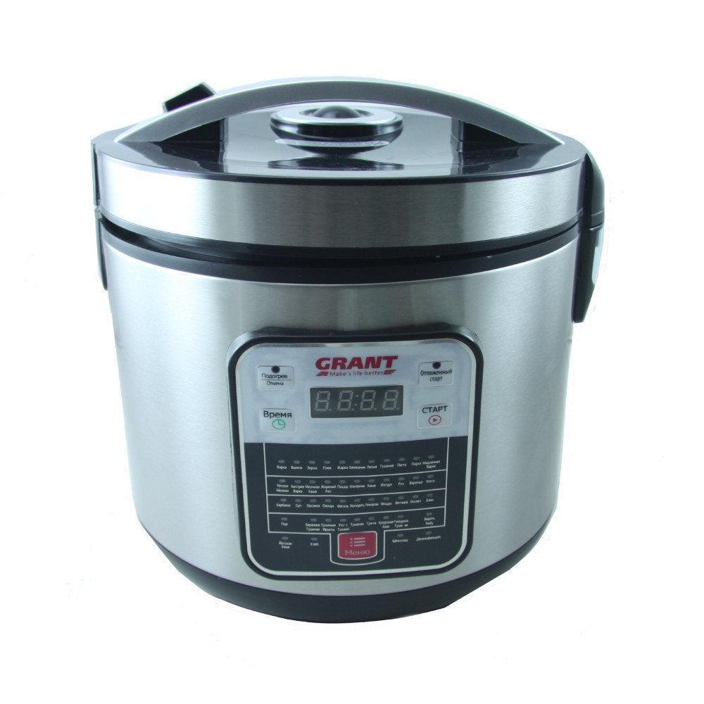 Мультиварка GRANT GT 525 (46 программ)