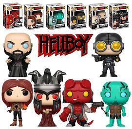 Funko Pop Хеллбой Hellboy